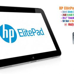 HP Elitepad 900 G1 Tablet - 2GB 64GB SSD