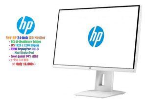 HP HC240 24-inch IPS 1200P LED Monitor